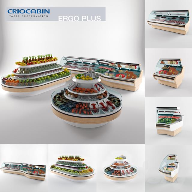 3d models shop shop equipment for Parlour equipment