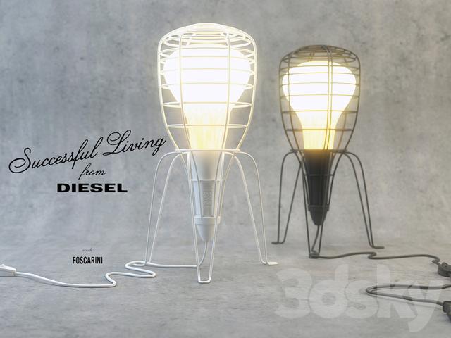 Diesel / Cage Rocket