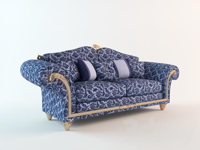 Luxury Classic Sofa Imperial