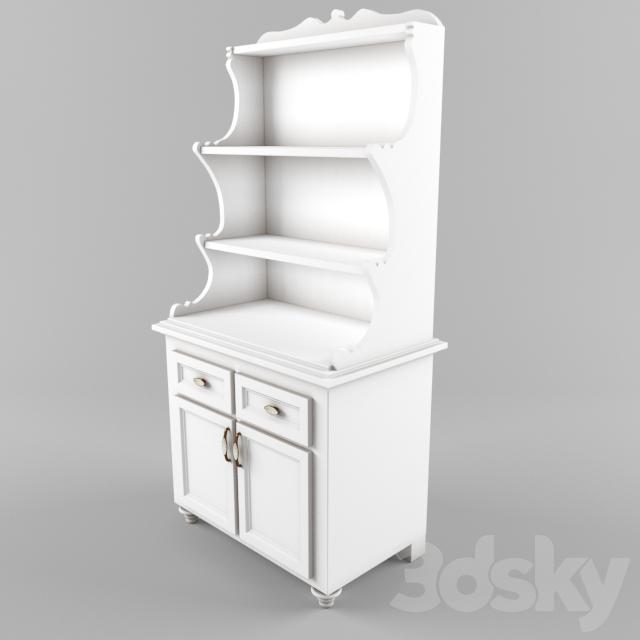 3d models: Kitchen - Mobili Di Castello
