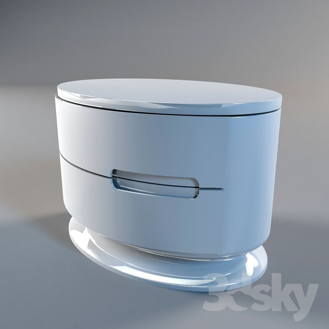 Calice bedside table