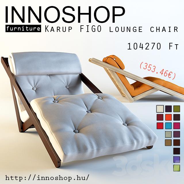 Karup FIGO Lounge Chair