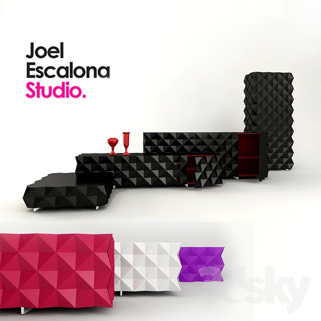 Joel Escalona Rocky Collection