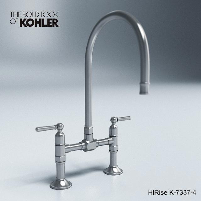 Kohler / HiRise K-7337-4