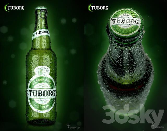Tuborg Green (Pilsner)