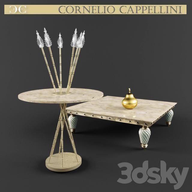 Cornelio Cappellini Tables