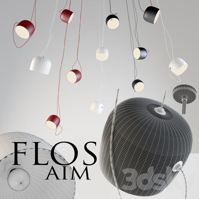 3d models ceiling light flos aim suspension lamp flos aim suspension lamp mozeypictures Images