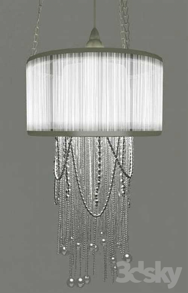 Chandelier 3d Model 3dsky - Chandelier Ideas