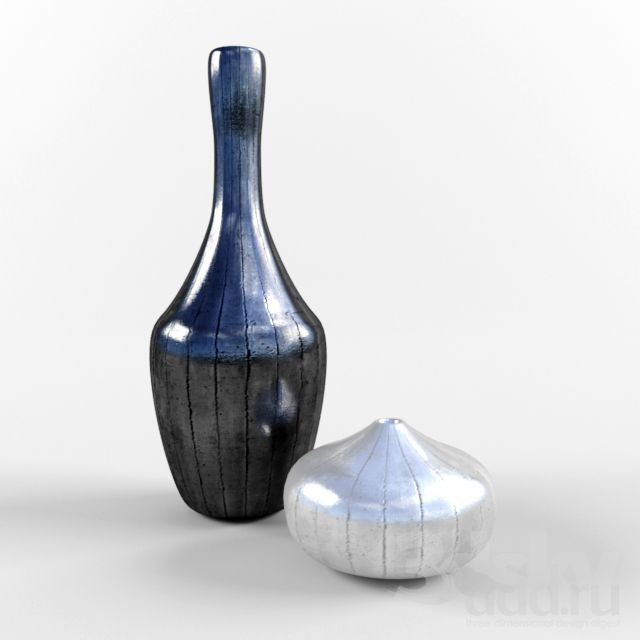 A couple of vases