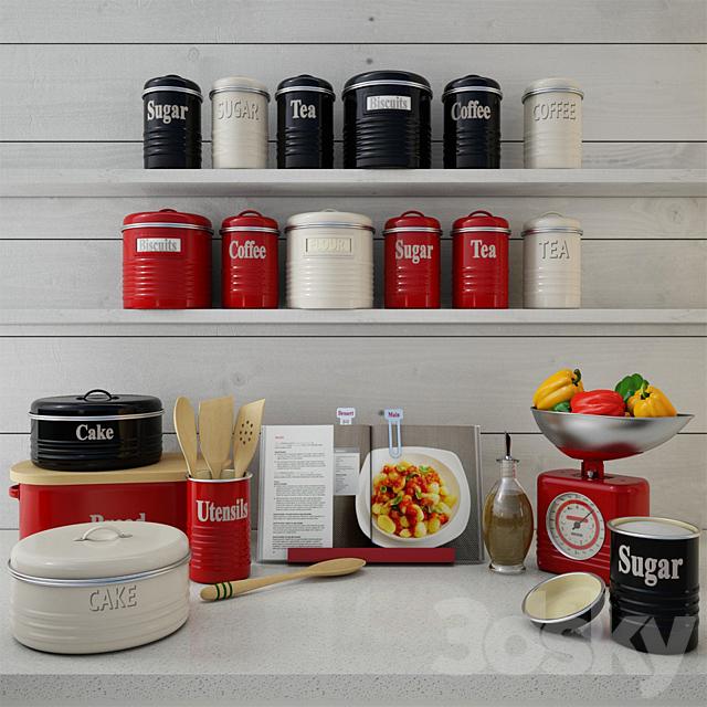 Typhoon Vintage Kitchen Collection