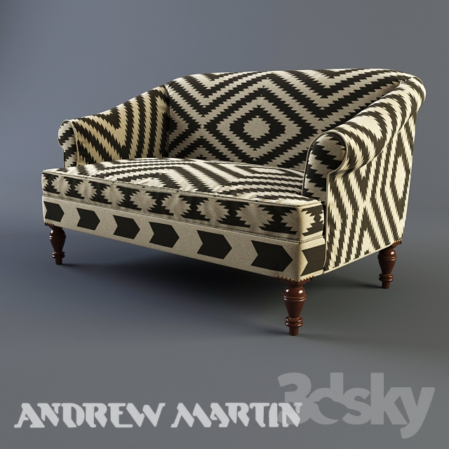 Kilim Sofa Oriental Seating Traditional Furniture