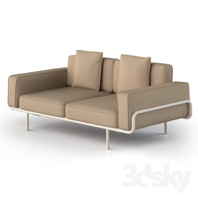 3d Models Sofa Ikea PS 2012