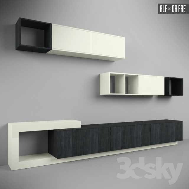 3d models: Other - ALF + DA FRE - day collection