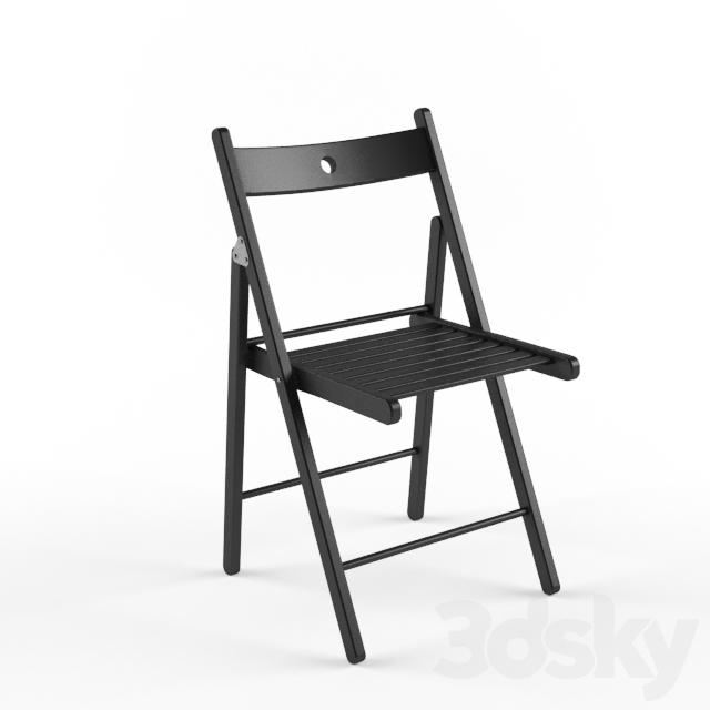 IKEA Terje  sc 1 st  3DSky & 3d models: Chair - IKEA Terje