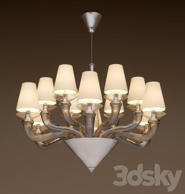 fendi casa lighting. fendi casa ottavia chandelier lighting