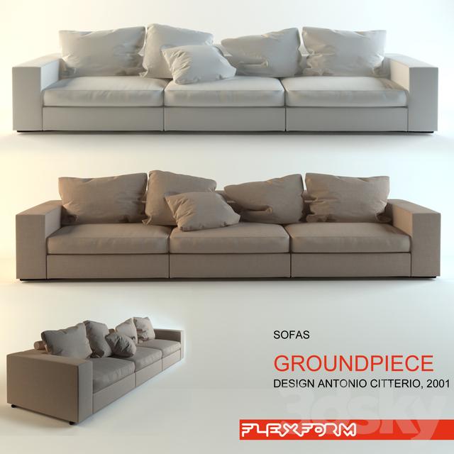 Groundpiece Flexform Кv2