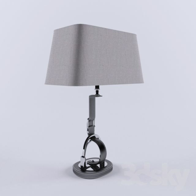 equestrian lamp traditional pin olympia bedside