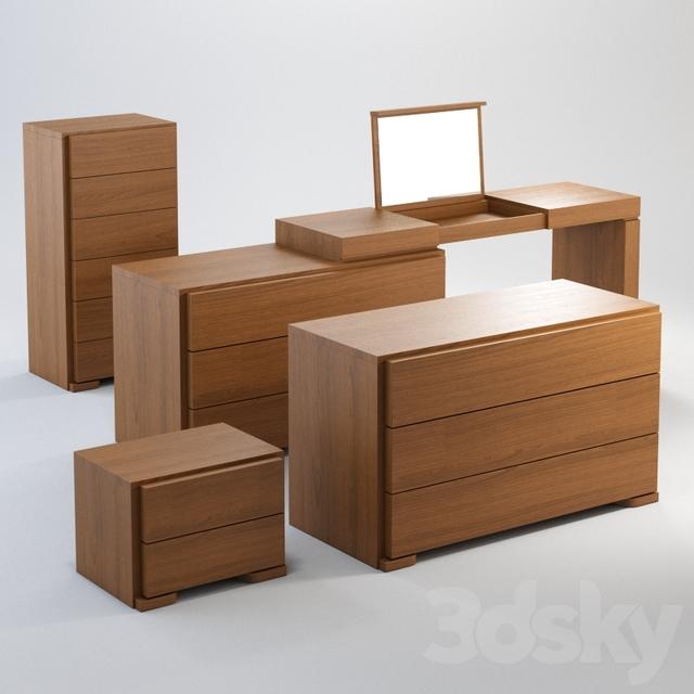 Delicieux TOMASELLA Modo Furniture Set