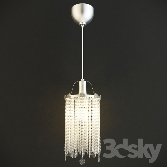 3d models ceiling light ikea soder lamp ikea soder lamp aloadofball Gallery