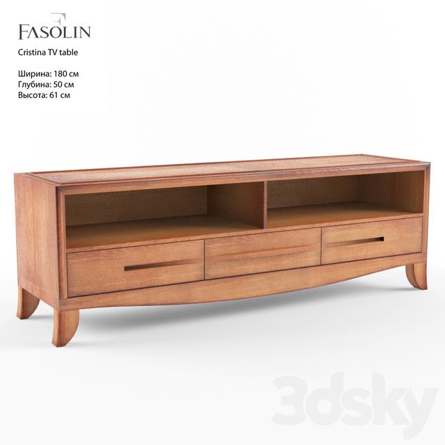 3d models sideboard chest of drawer fasolin mobili - Mobili tv vintage ...