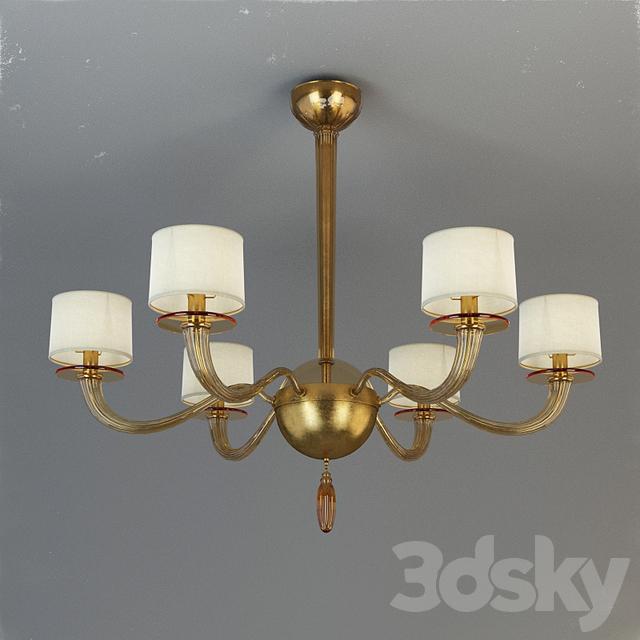 3d models ceiling light baker barbara barry bbs08 chandelier 6 crow baker barbara barry bbs08 chandelier 6 crow aloadofball Images