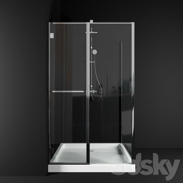 Carena KDJ shower and shower system Fresh 7Q.