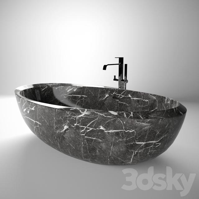 3d models bathtub teuco i bordi. Black Bedroom Furniture Sets. Home Design Ideas