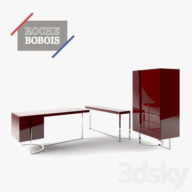 roche bobois console. Black Bedroom Furniture Sets. Home Design Ideas
