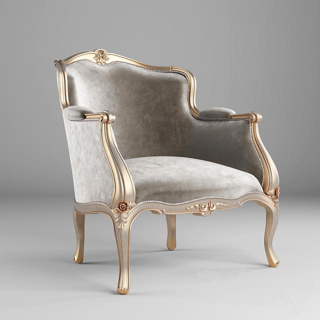 3d models arm chair savio firmino 3119 pol - Savio firmino camerette ...
