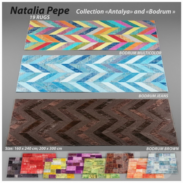 Natalia Pepe rugs