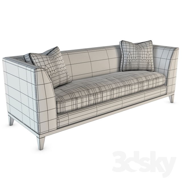 Fabric sofa and upholstery