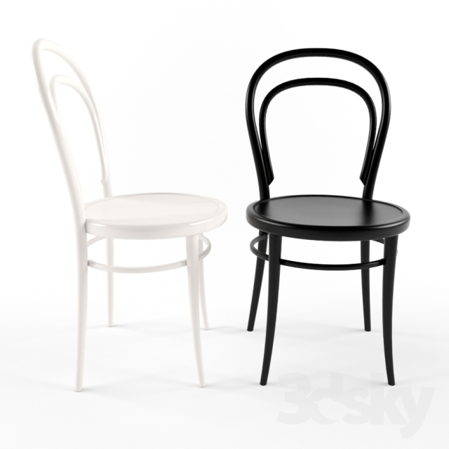 Thonet Chair   No 14, Vienna