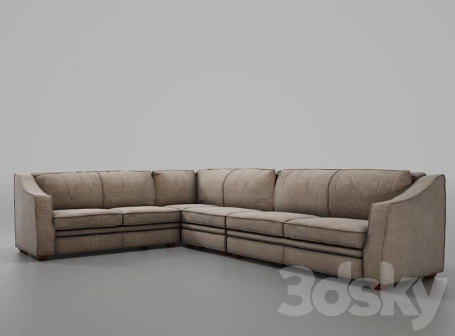 3d models sofa canape mise en demeure - Canape mise en demeure ...