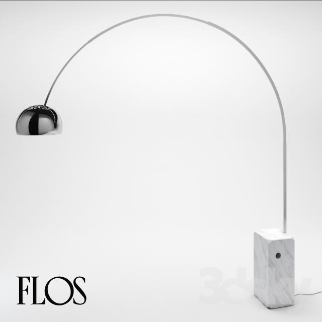 3d Models Floor Lamp