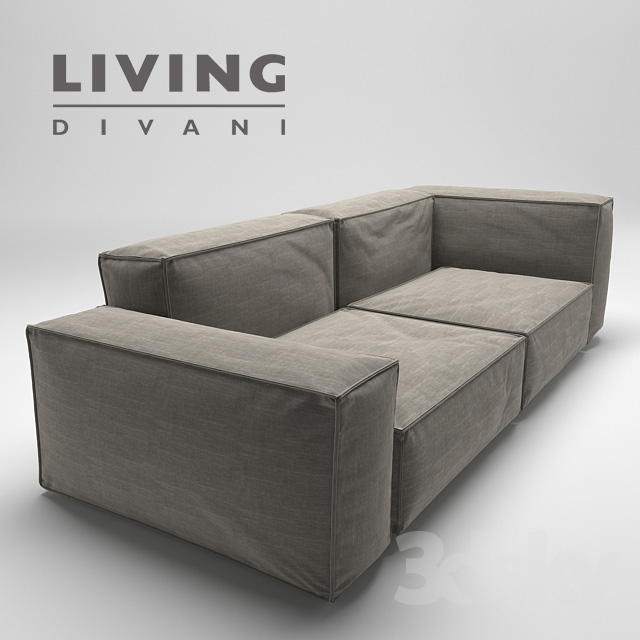 3d Models Sofa Neowall Sofa Living Divani Interiors Inside Ideas Interiors design about Everything [magnanprojects.com]