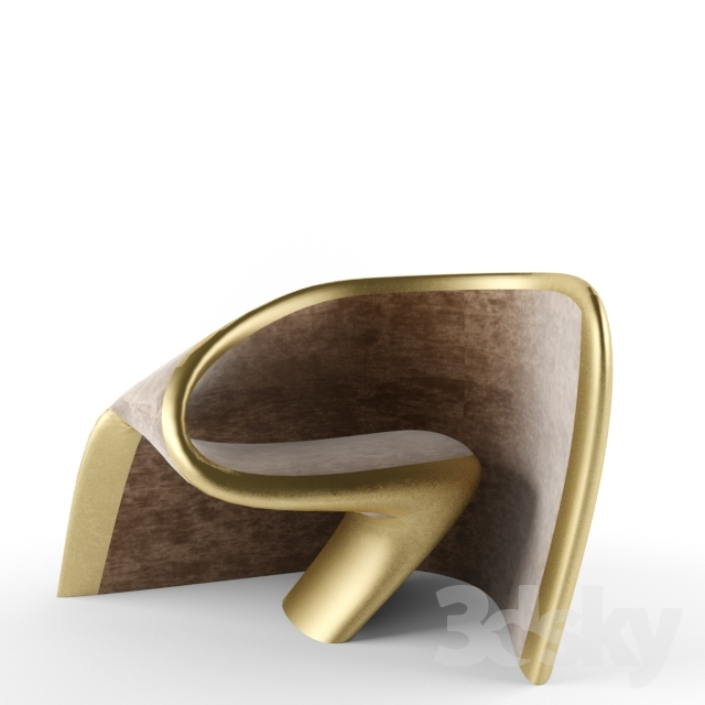 3d Models Arm Chair Chair