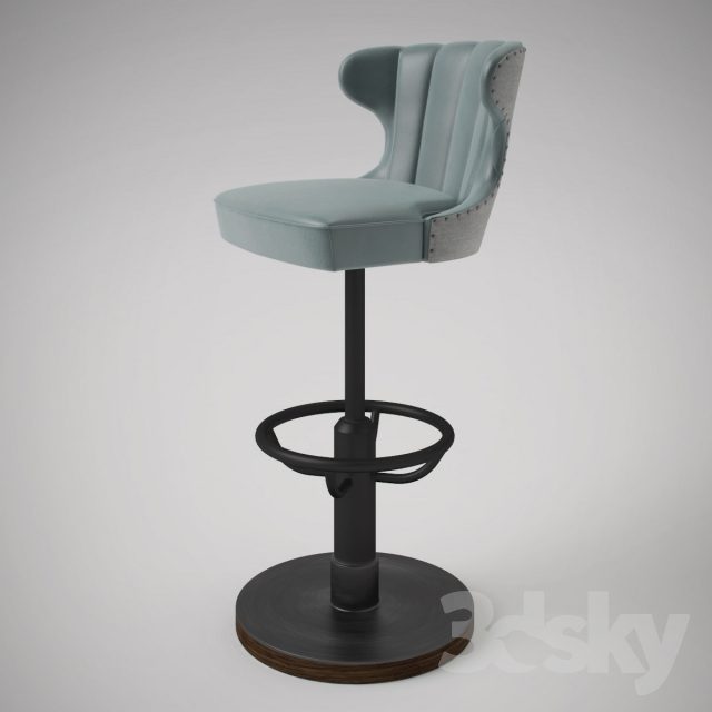 Howe London Captainu0026#39;s Bar Stool
