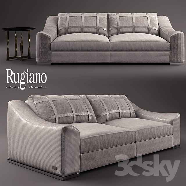 Sofa rugiano golden