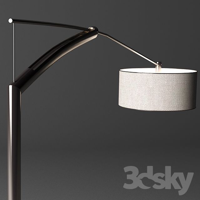 3d Models Floor Lamp Floor Lamp From The Company