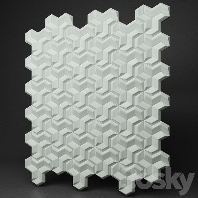 3d wall panels. 3d models  3D panel   3d wall panels
