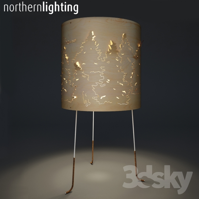 lamp gallery carbonell debuts art designboom functional nacho lamps paris workshop carpenters fairy tale forest in