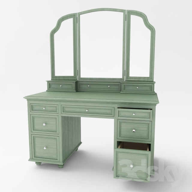 3d Models Other Dressing Table
