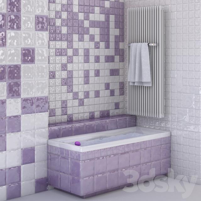 3d Models Bathroom Accessories Paradyz Tamoe