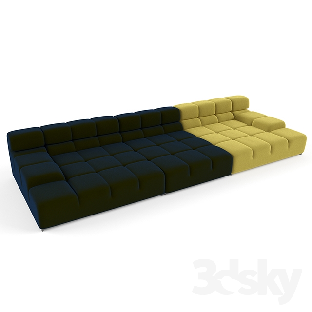 3d models sofa sofa tufty time. Black Bedroom Furniture Sets. Home Design Ideas