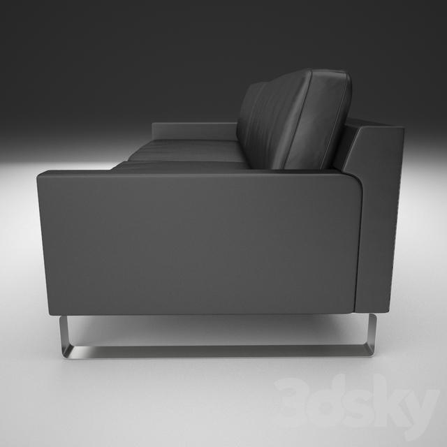 3d models sofa rolf benz ego for Rolf benz ego