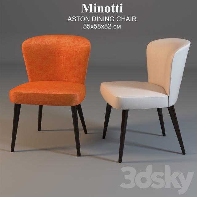 3d models Chair Minotti ASTON DINING CHAIR 55x58x82 : 2032355515ca6777089 from 3dsky.org size 640 x 640 jpeg 155kB