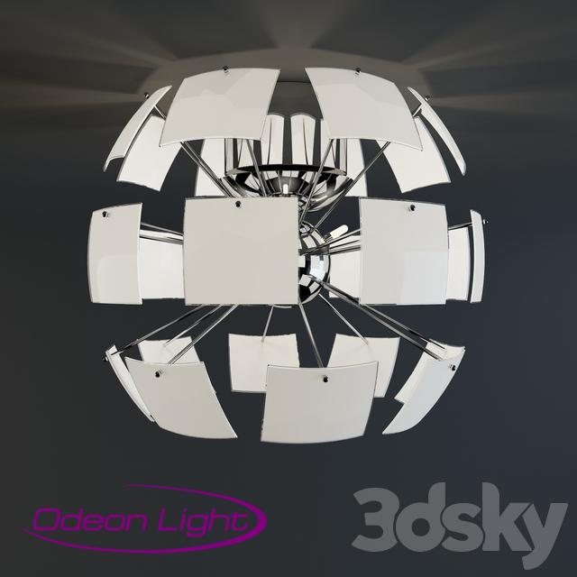 Chandelier Odeon Light Vorm 2655 / 4C