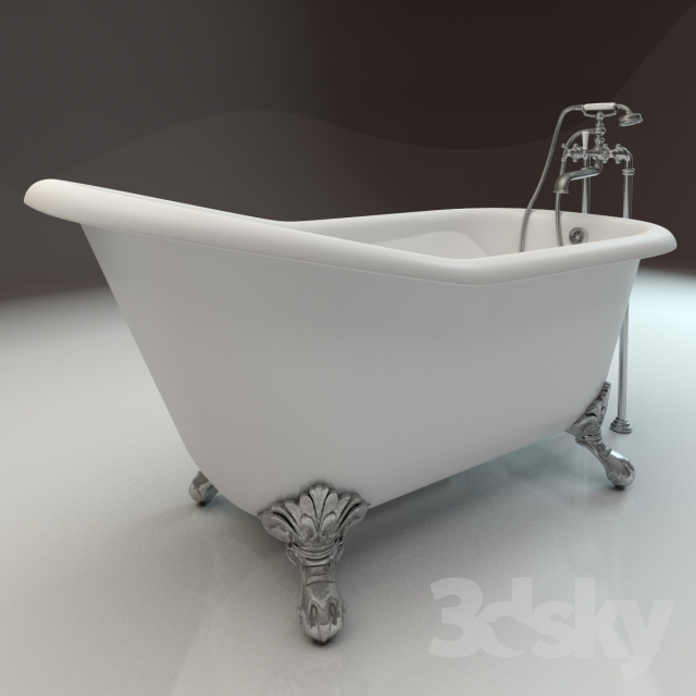 Claw Foot Bathtub Recor Slipper