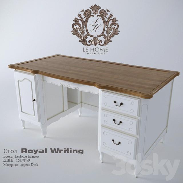 TABLE ROYAL WRITING DESK
