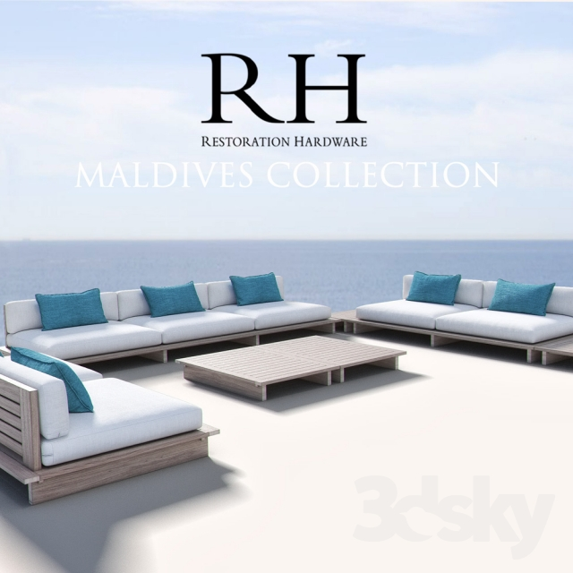 Restoration Hardware Sofa Collection: Restoration Hardware